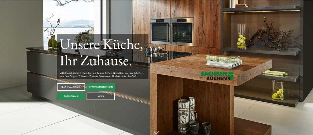 Sachsenkuechen – Holz
