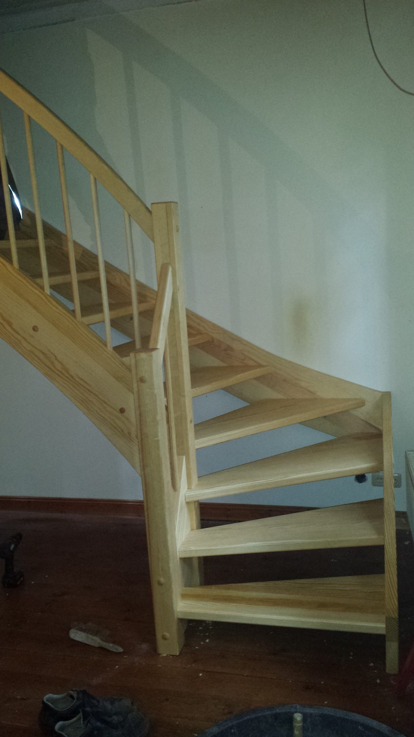 Treppe Carolinapine geölt3